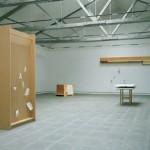 1997.- Exposición Yaceres. Trayecto galería. Vitoria