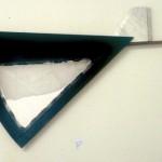 1991 - Páginas de polvo, 240 x 90 cm