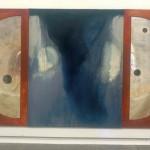 1991 - Trastiempo, 200 x 360 cm