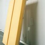 1996 - Perezas. 205 x 198 x 90 cm.