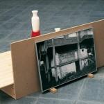 1998 - Ruinas y proyectos. 240 x 92 x 60 cm. II
