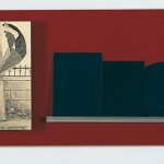 2001 - Fortalezas precarias. 205 x 82,5 x 8,5 cm