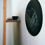 2001 - La espera ciega I. 275 x 190 x 42 cm (Detalle)