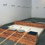 2001 - Los vacíos de la conquista. Instalación. Medidas variables