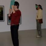 2007 - Performance Confidencias del deseo. Trayecto galería, Vitoria