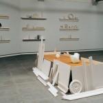 1998.- Exposición Obra Única (con Iñaki Cerrajería). Trayecto galería. Vitoria.