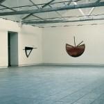 1991.- Exposición Ciclos. Trayecto galería. Vitoria