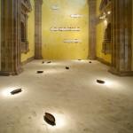 2008.- Exposición No nos tendremos nunca. Museo Barjola. Gijón