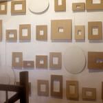 1997.- Exposición Las miradas pendientes. Museo La Fábrica. Abarca de Campos (Palencia).
