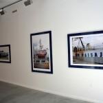 2012 - Hasta vaciarse de tanto aquí. Galería Bacelos. Vigo