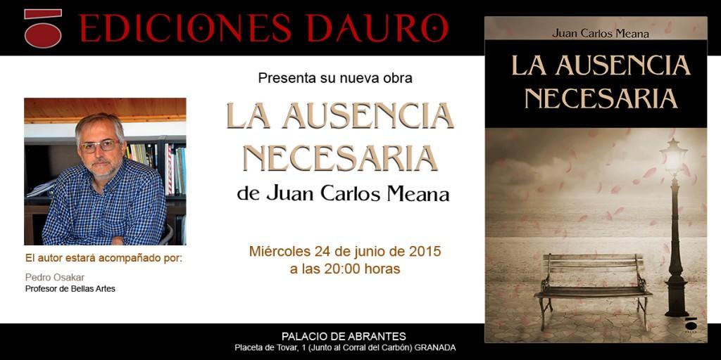 LA AUSENCIA NECESARIA_invitacion24-6-15-2